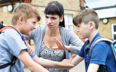 Enseignants : comprendre et gérer l'agressivité à l'école