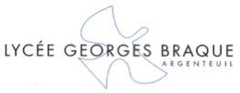 Avec les équipes du Lycée Georges Braque d'Argenteuil