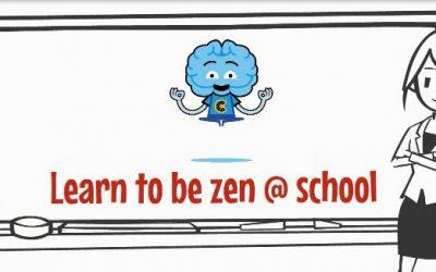 """""""Learn to Be zen @ school"""" : une plateforme d'outils en accès libre pour les enseignants, parents et éducateurs"""