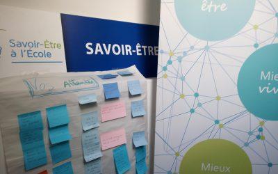 """Des participant(e)s aux sessions """"Savoir-être à l'école"""" témoignent de leur expérience"""