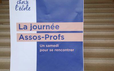 Journée de rencontre Associations – Professeurs à l'internat d'excellence Jean Zay (Paris)