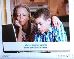 """Avec les parents et tuteurs du programme Télémaque – """"Potentiel"""""""