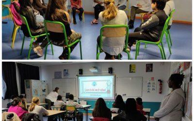 « Learn to be zen @ school » : capsules vidéo et outils ludiques et pédagogiques pour apprendre les émotions et grandir plus sereinement.